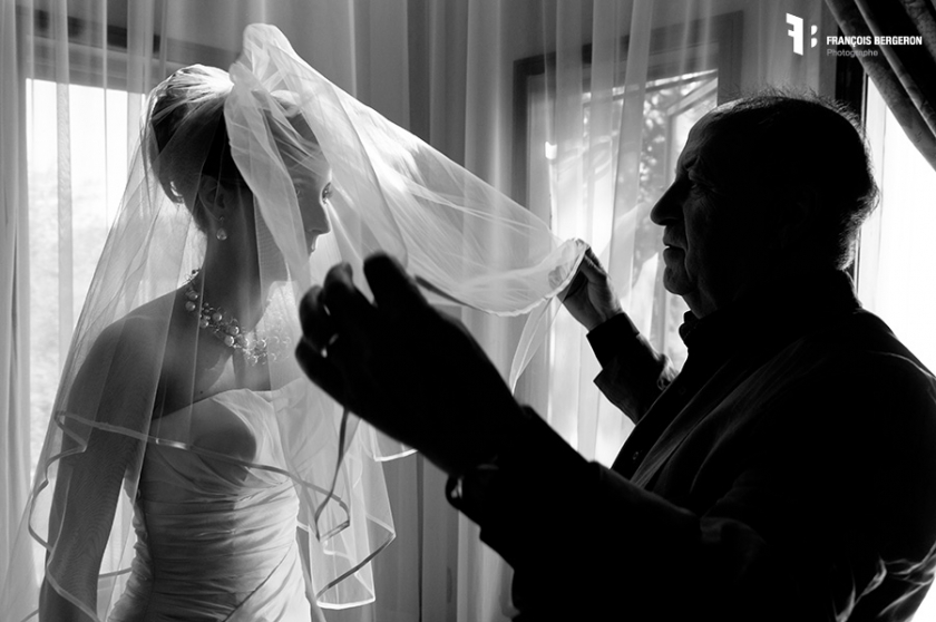 wedding veil Montreal